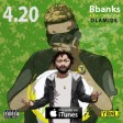 B Banks – 4.20 ft Olamide