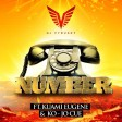 DJ Vyrusky - Number ft Kuami Eugene & Kojo Cue