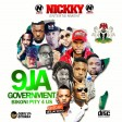 Dj Ehyo - 9Ja Government mix