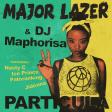 Major Lazer ft Nasty C, Ice Prince, Patoranking & Jidenna – Particula